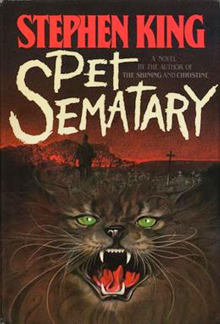 Buy Pet Sematary at Amazon
