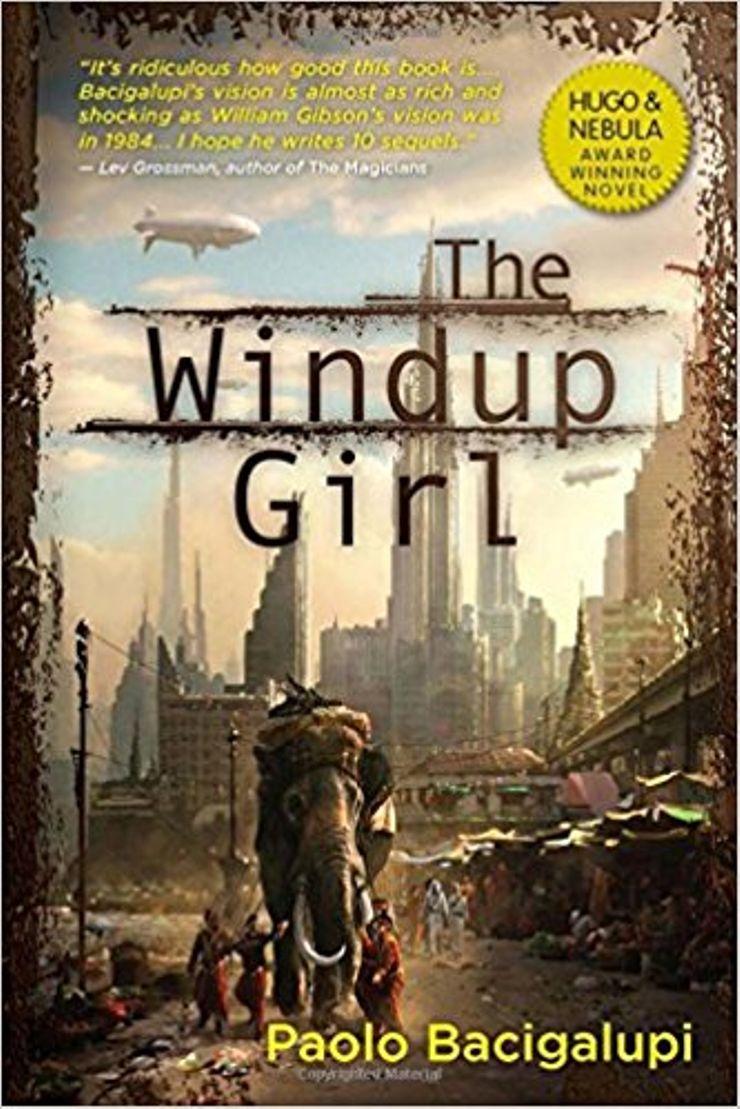 Buy The Windup Girl at Amazon