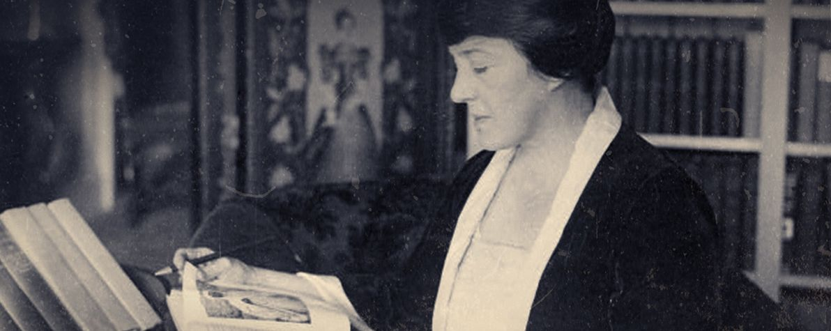 How Mary Roberts Rinehart Got Her Start—and Invented a New Kind of Mystery