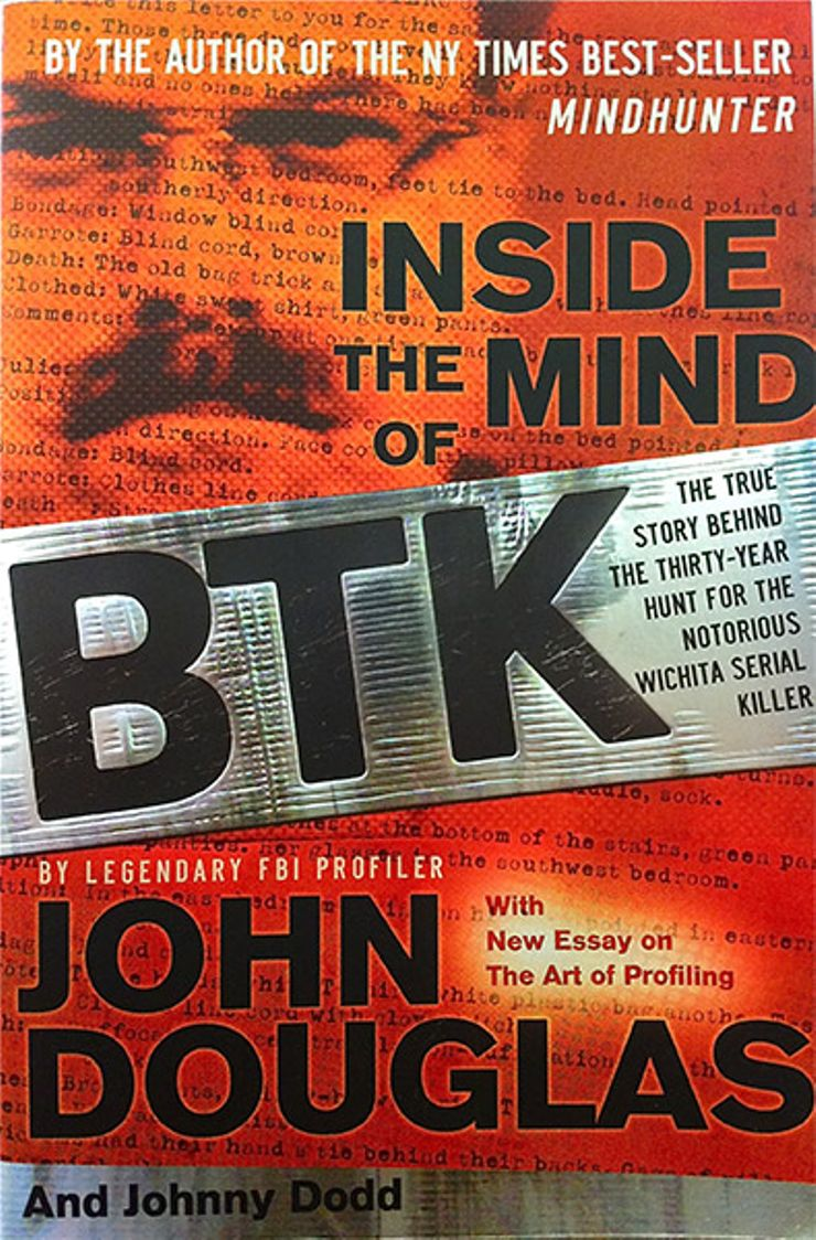 Buy Inside the Mind of BTK at Amazon