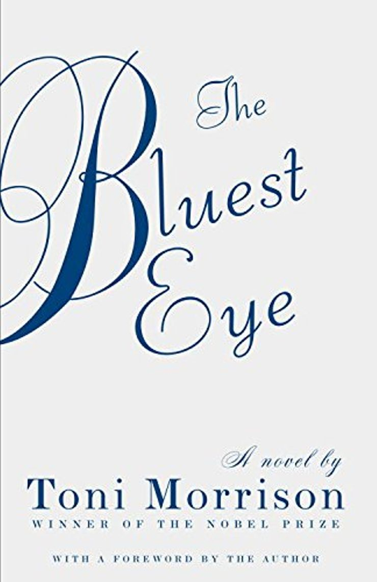 Buy The Bluest Eye at Amazon