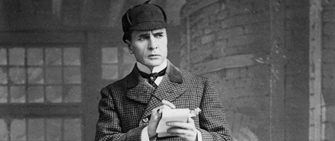 William Gillette and the Holmes Holy Grail