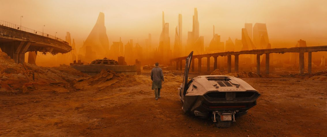 "Rusted Chrome: 14 Sci-Fi Noir Books for ""Blade Runner"" Fans"