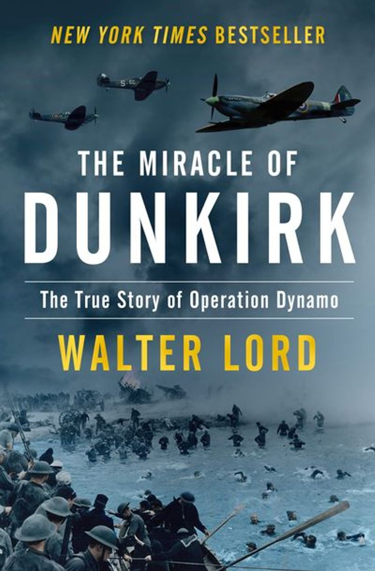 Buy The Miracle of Dunkirk at Amazon