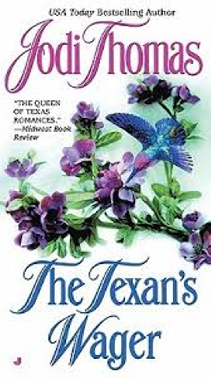 Buy The Texan's Wager at Amazon