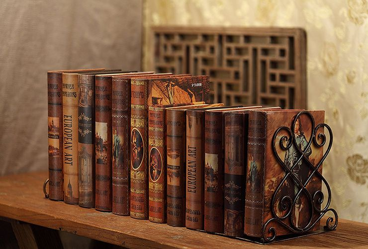 gifts for book lovers Bookends