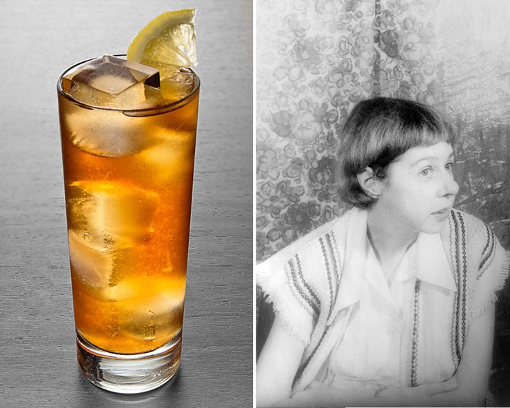 Literary Inspired Cocktails Carson Mccullers