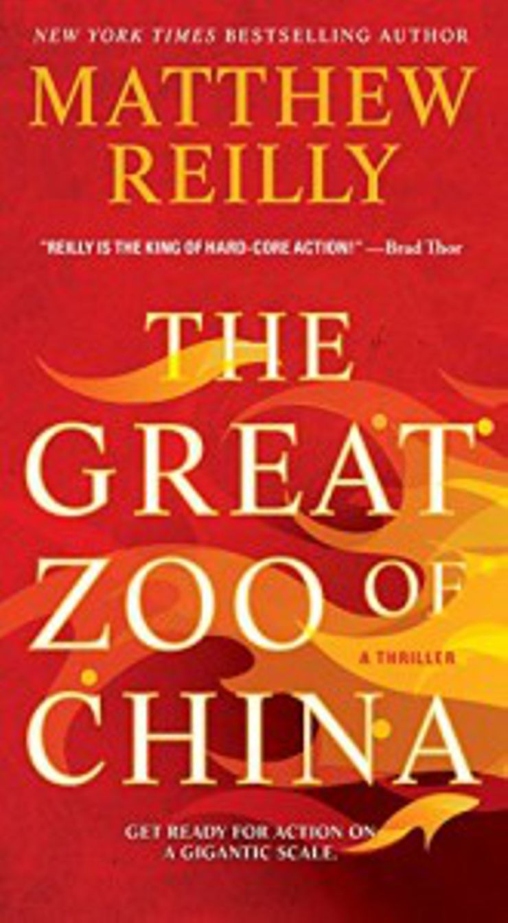 Authors Like Dan Brown Great Zoo Of China