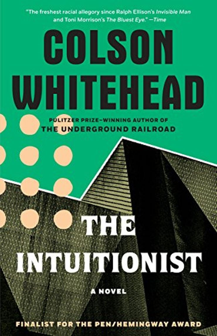 Buy The Intuitionist at Amazon