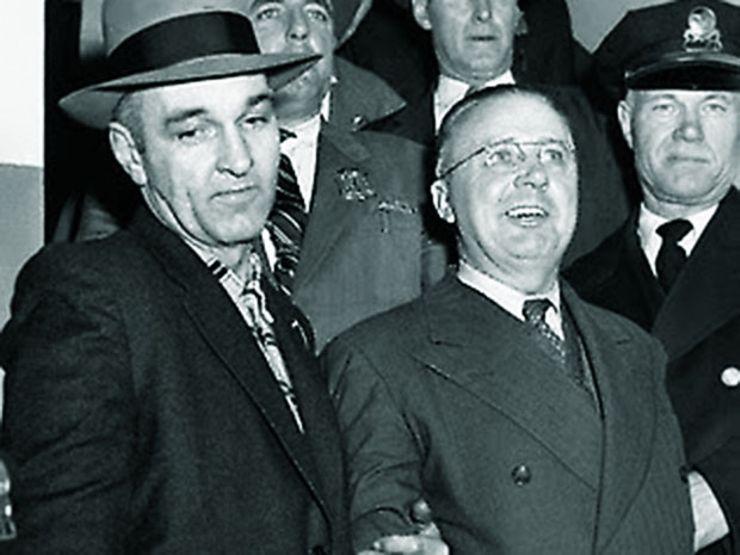 mad bomber george metesky arrest