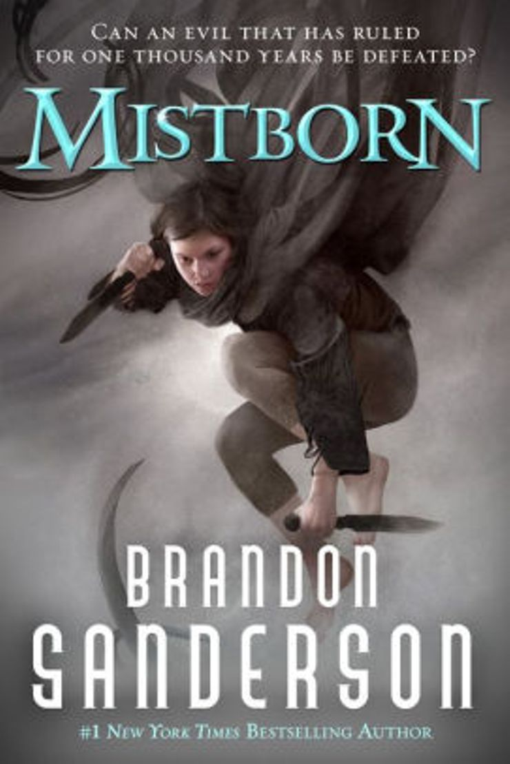 Buy Mistborn at Amazon