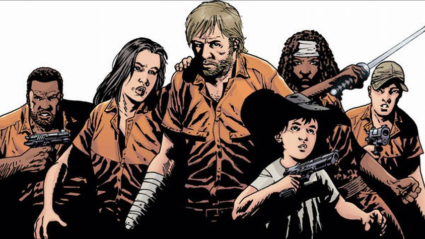 """10 Major Differences Between """"The Walking Dead"""" Comics and the Show"""