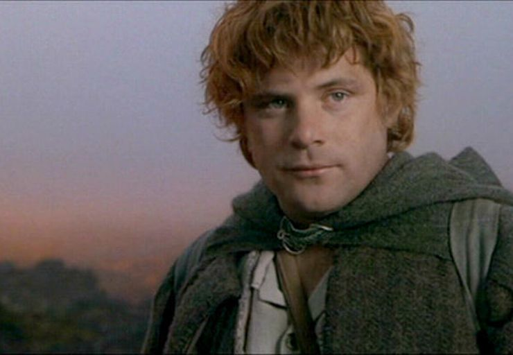 best fantasy characters Samwise Gamgee