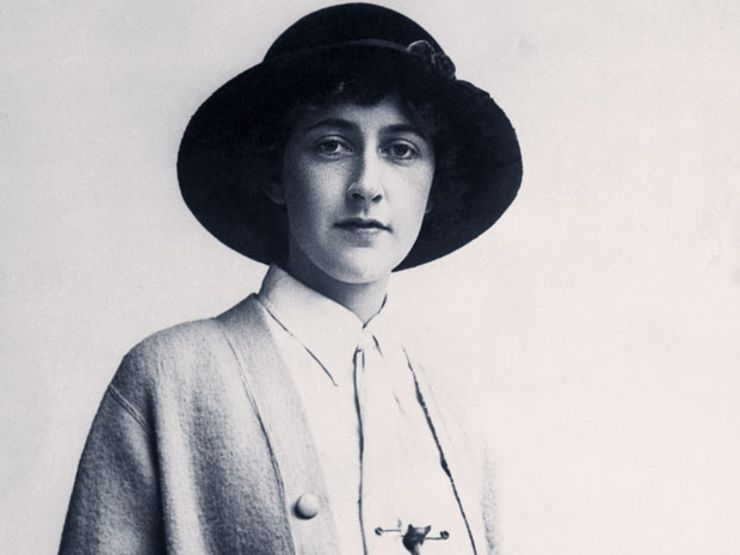 That Time an Agatha Christie Story Saved a Little Girl's Life