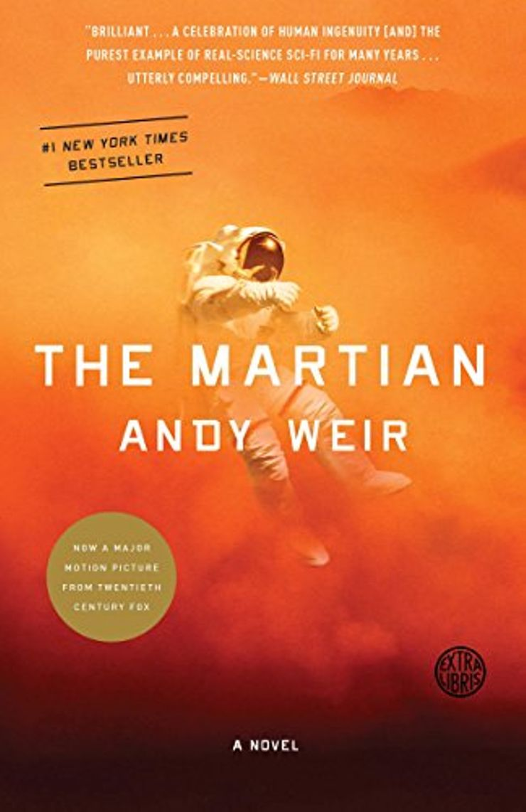 Buy The Martian at Amazon