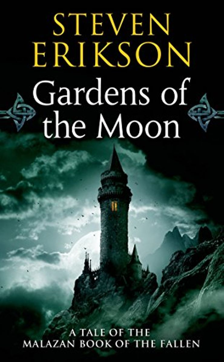 Buy Gardens of the Moon at Amazon