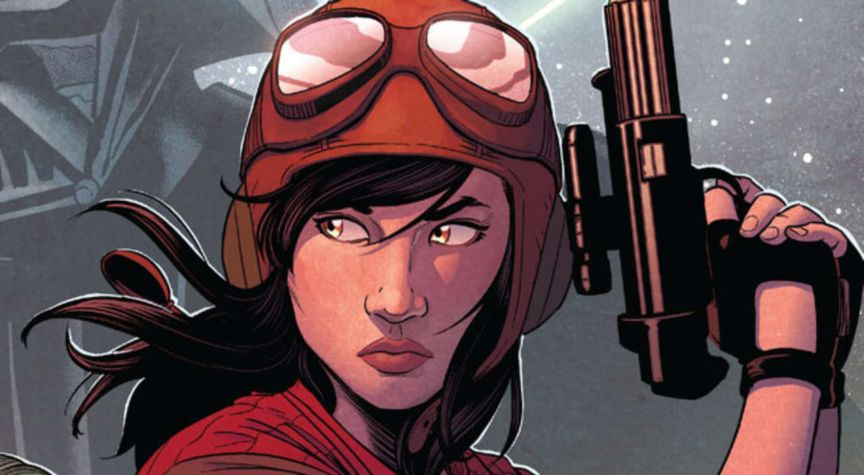 "7 Memorable Characters from ""Star Wars'' Comic Books"