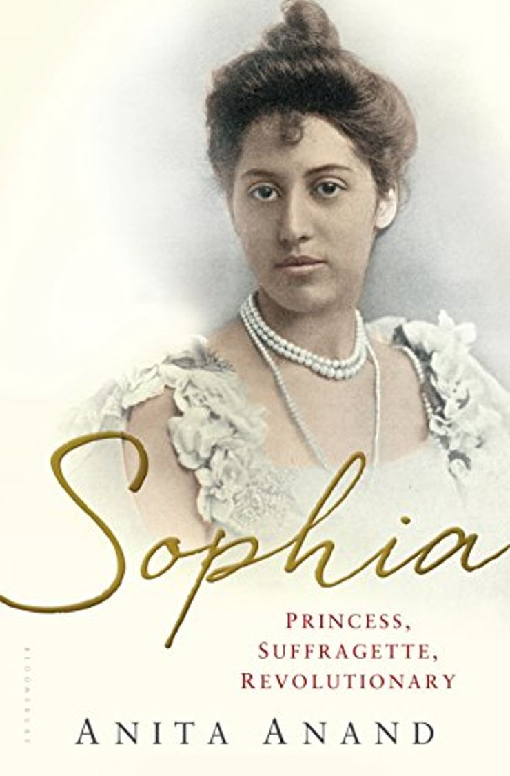 Buy Sophia: Princess, Suffragette, Revolutionary at Amazon