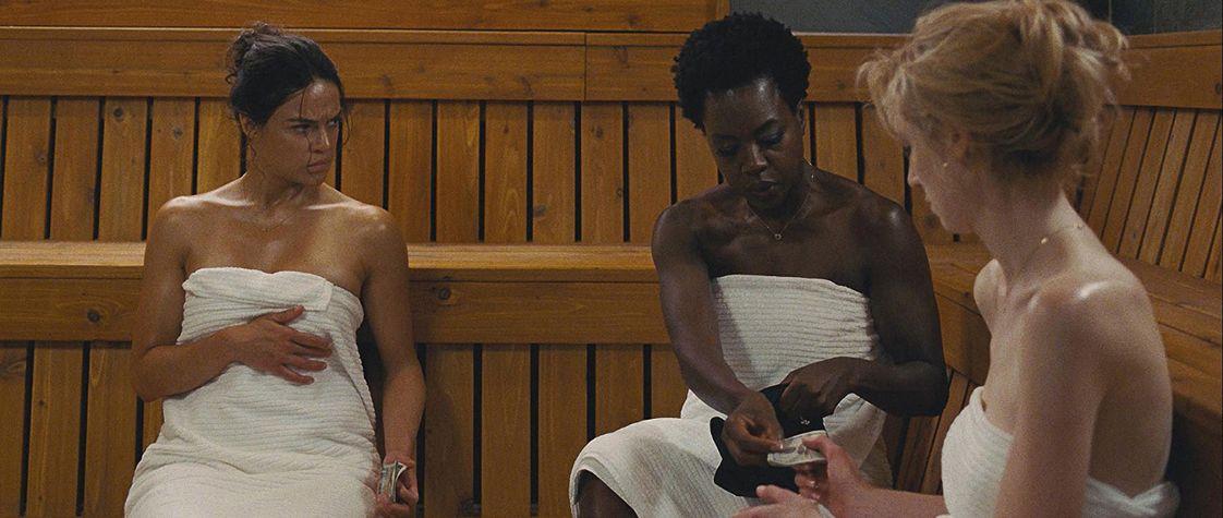 The First Trailer for <em>Widows </em>Showcases a Cast to (Literally) Die For