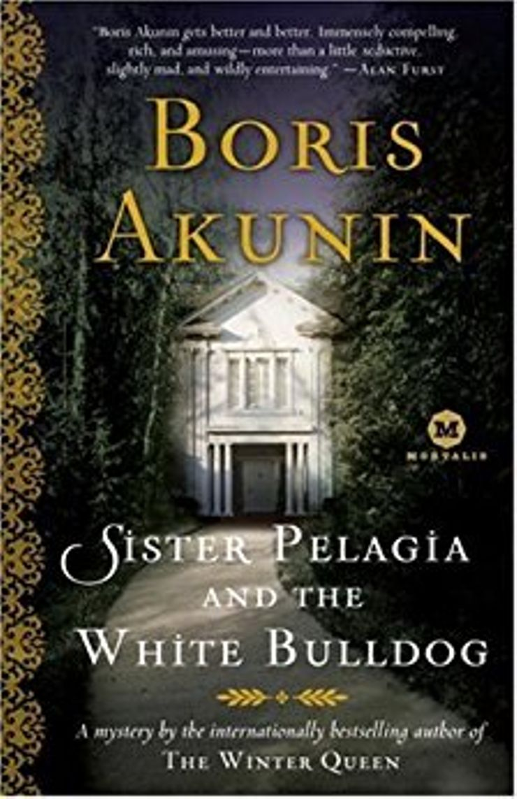 Buy Sister Pelagia and the White Bulldog at Amazon