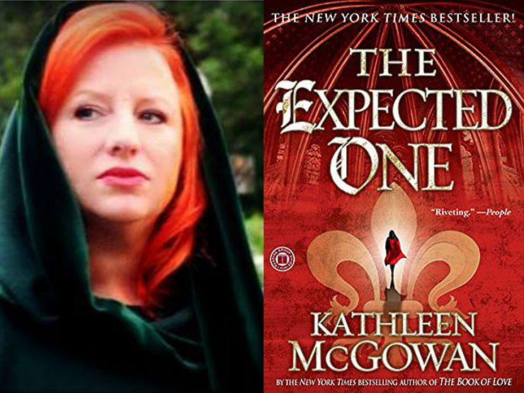 dan brown kathleen mcgowan