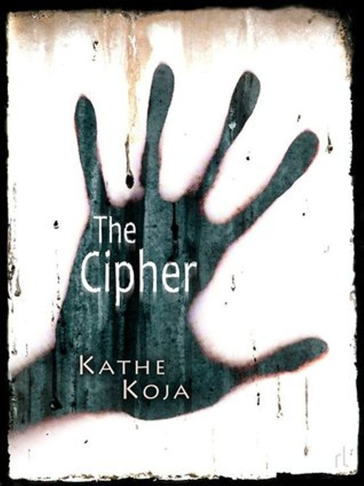 Buy The Cipher at Amazon