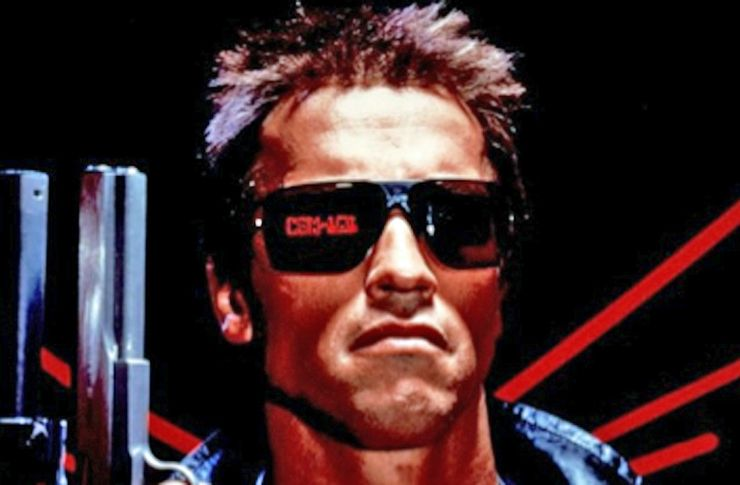 time travel movies the terminator arnold schwarzenegger