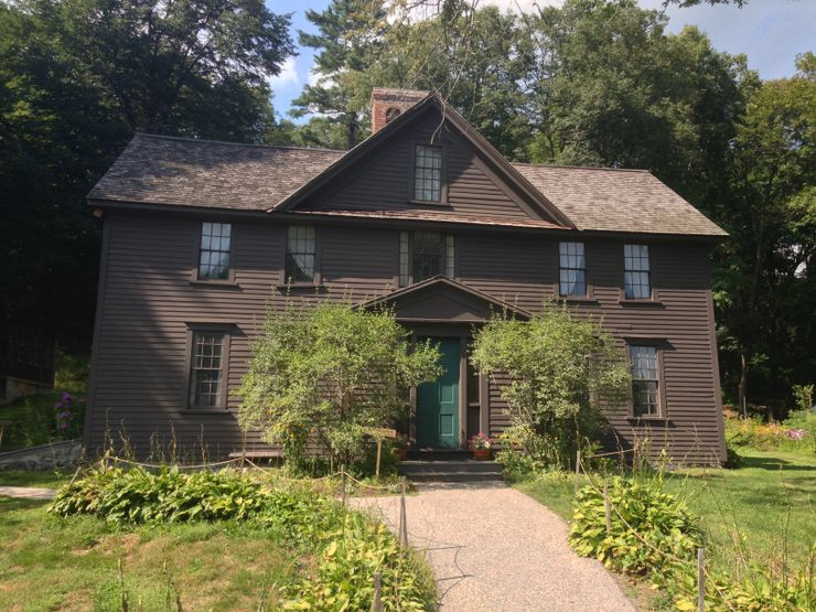 Orchard House Little Women Literary Vacations