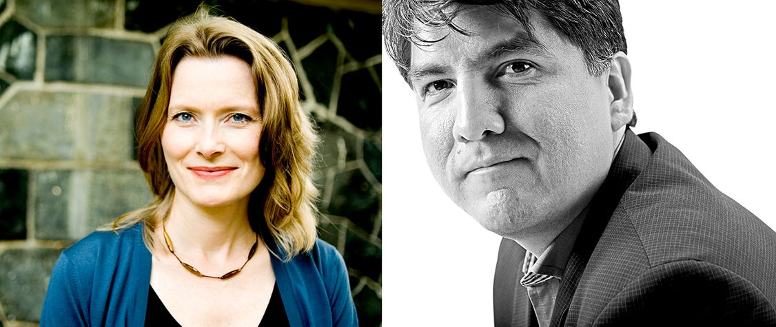 2018 Carnegie Medal Winners: Sherman Alexie and Jennifer Egan