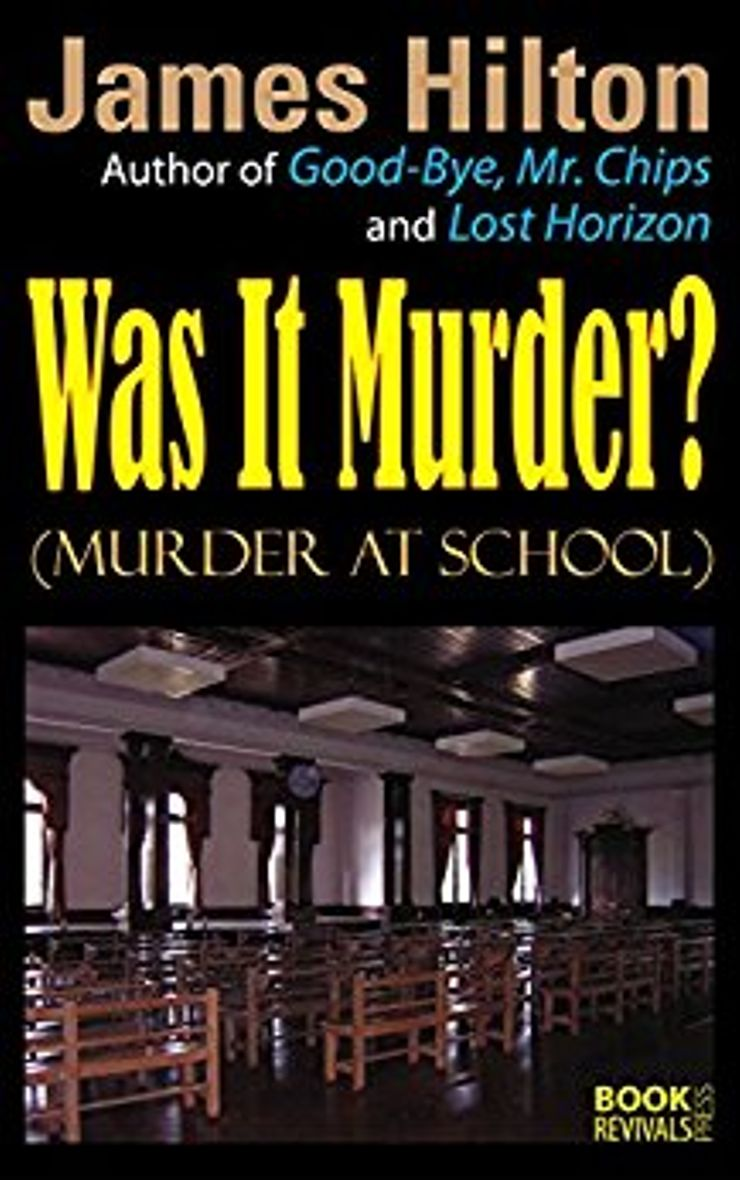 Buy Was It Murder? at Amazon