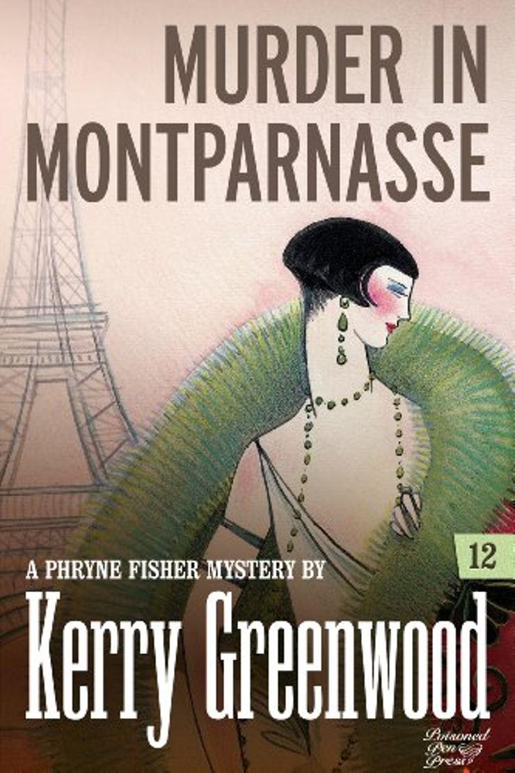 Buy Murder in Montparnasse at Amazon