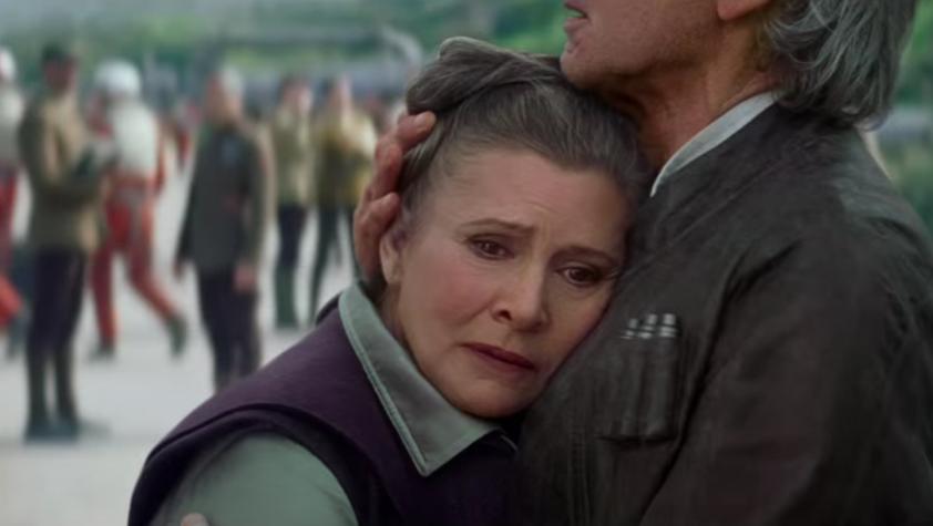 badass female characters General Leia Organa