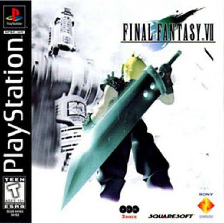 best video game soundtracks Final Fantasy VII
