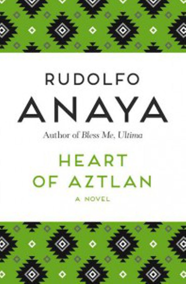 Magical Realism Books Heart of Aztlan