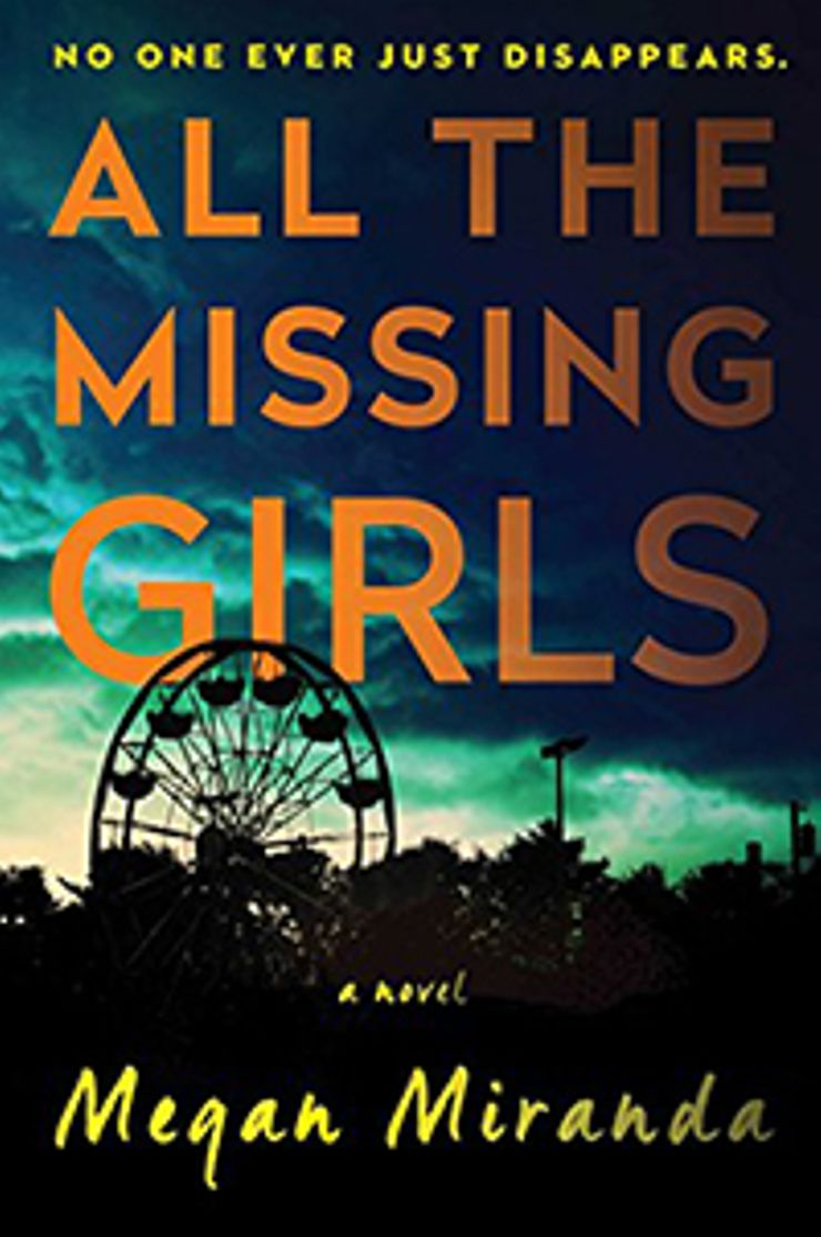 books like girl on the train All the Missing Girls