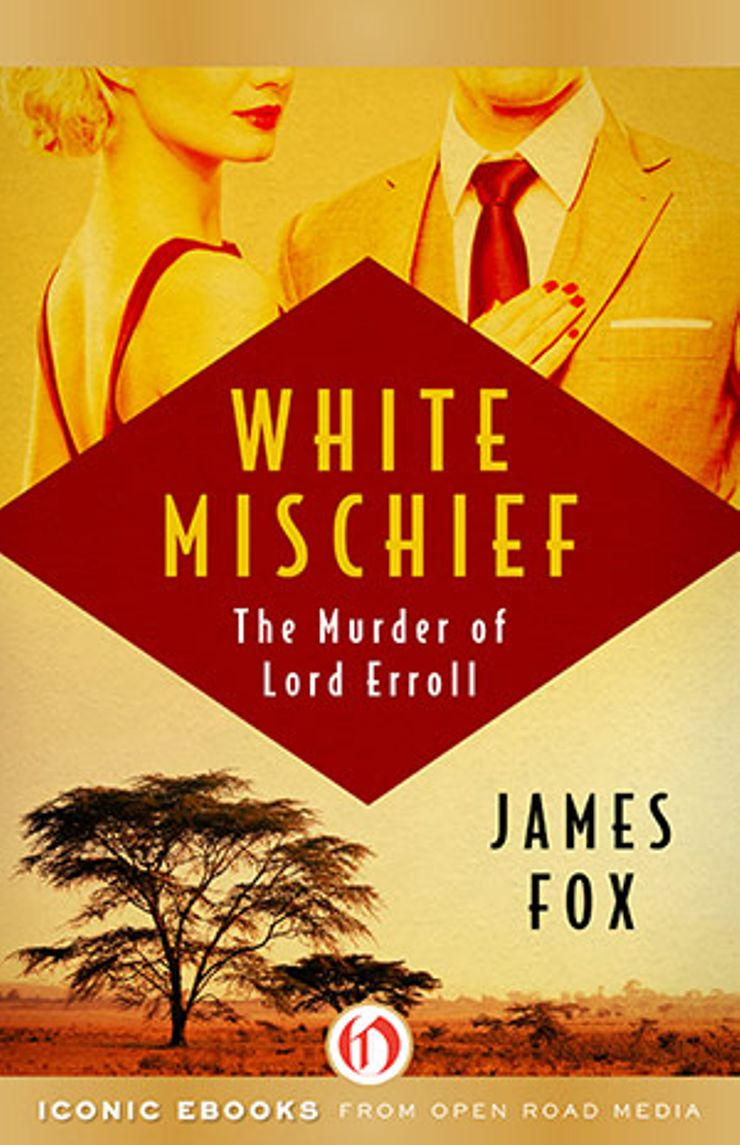 white mischeif by james fox