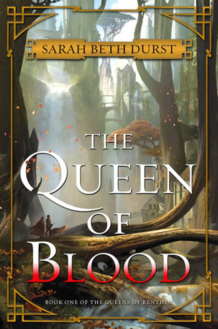 Buy The Queen of Blood at Amazon