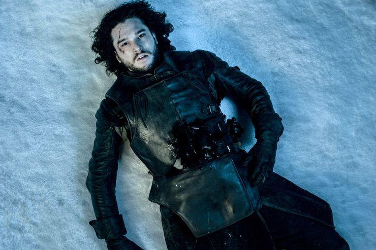 Game of Thrones deaths Jon Snow