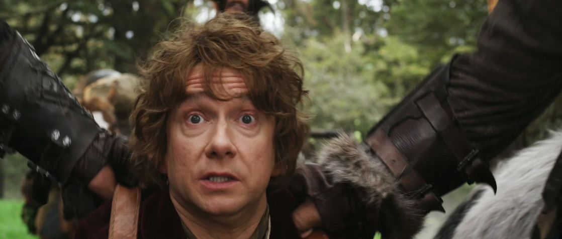best fantasy characters Bilbo Baggins The Hobbit