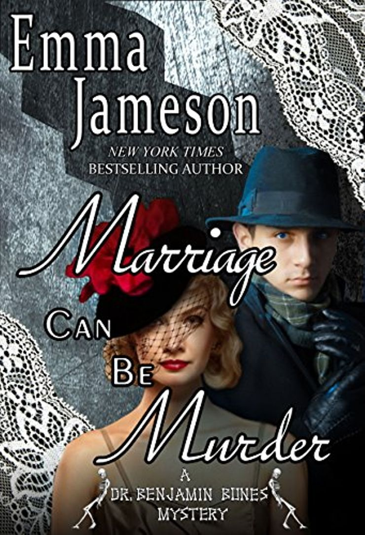 Buy Marriage Can Be Murder at Amazon