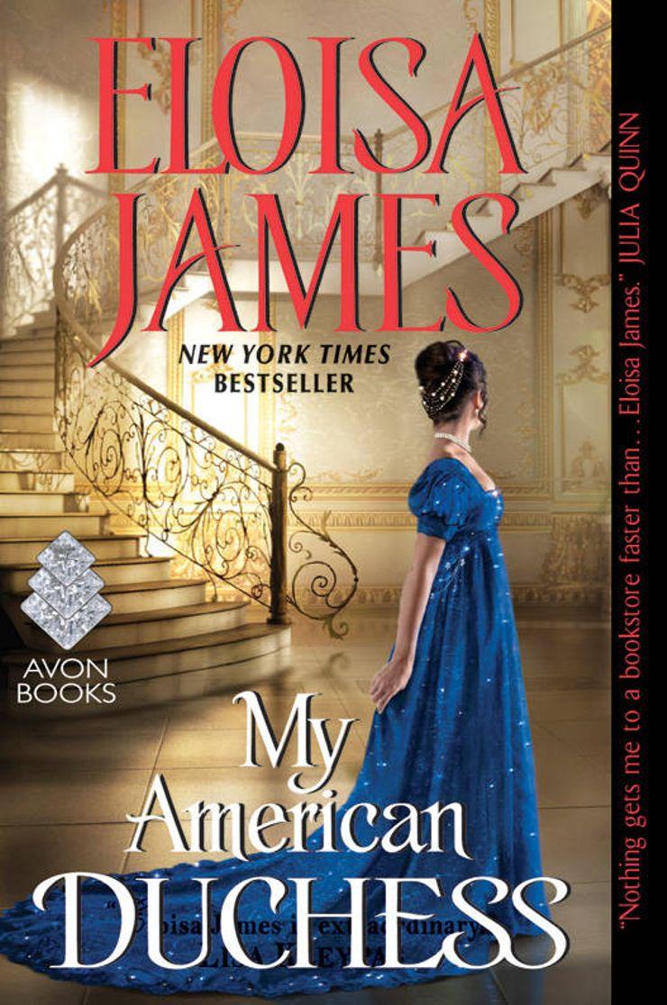 Buy My American Duchess at Amazon