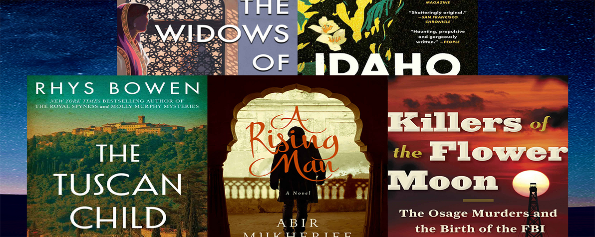 [CLOSED]:Win a Bundle of 2018 Edgar Award-Nominated Books!