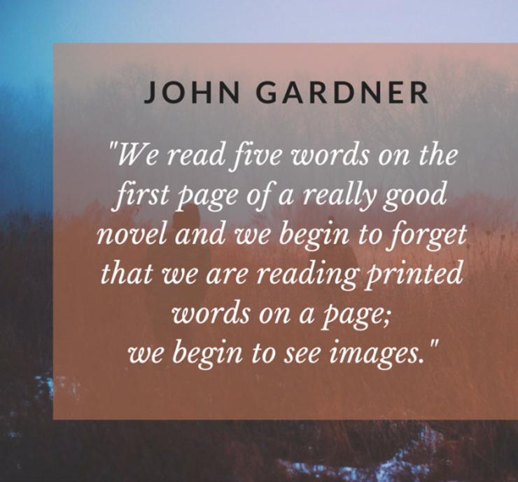 John Gardner Quote