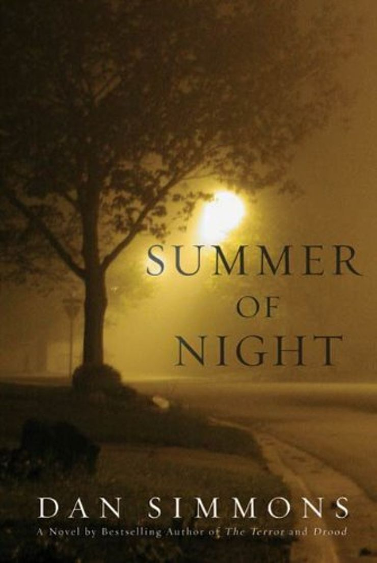 Buy Summer of Night at Amazon