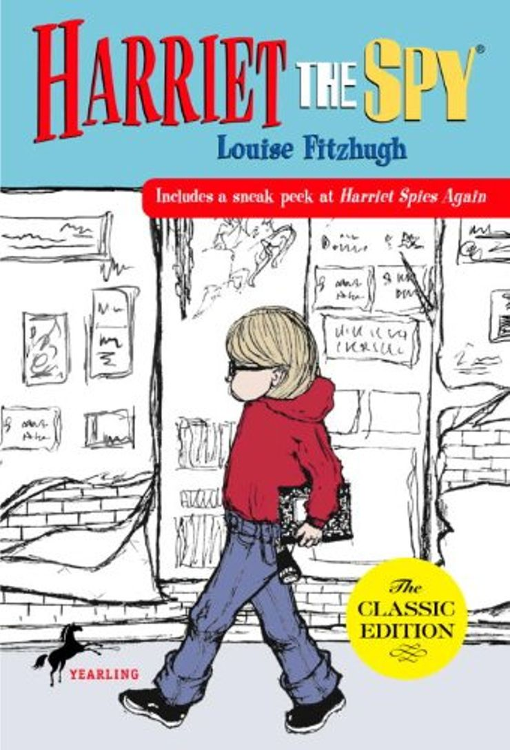 Buy Harriet the Spy at Amazon