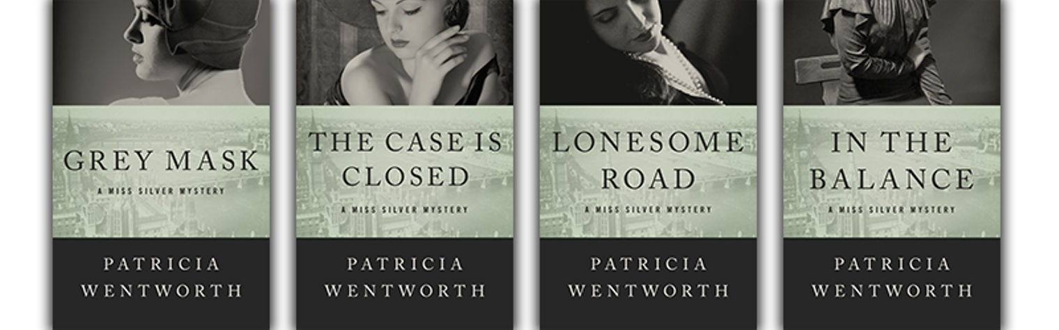 Patricia Wentworth Miss Silver Mysteries