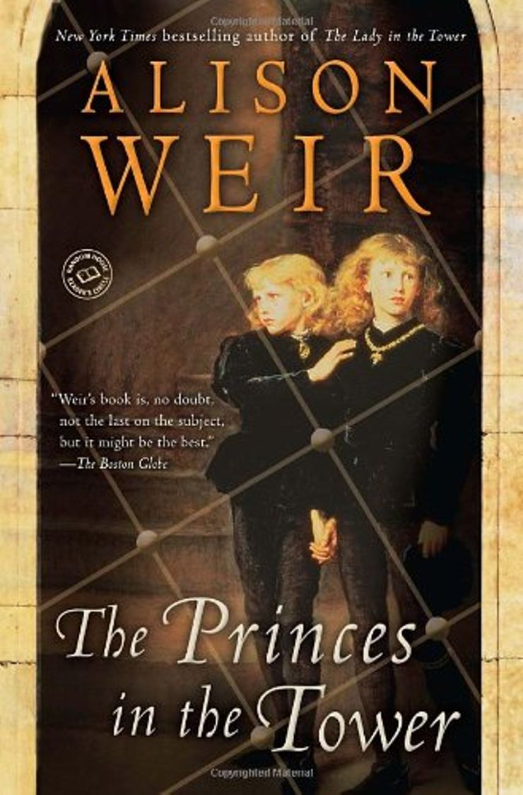Buy The Princes in the Tower at Amazon