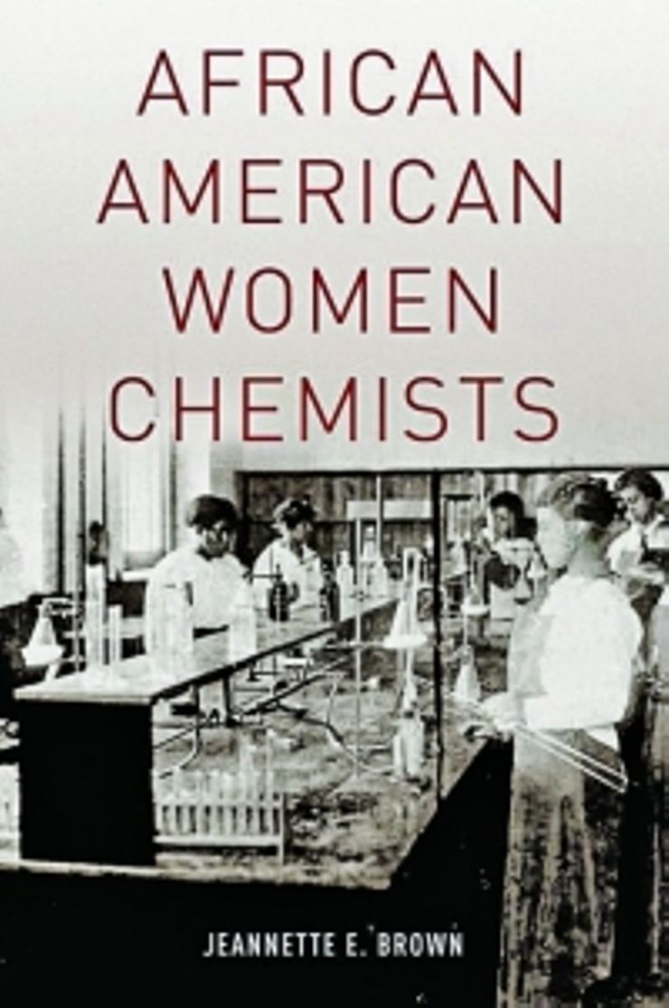 Buy African American Women Chemists  at Amazon