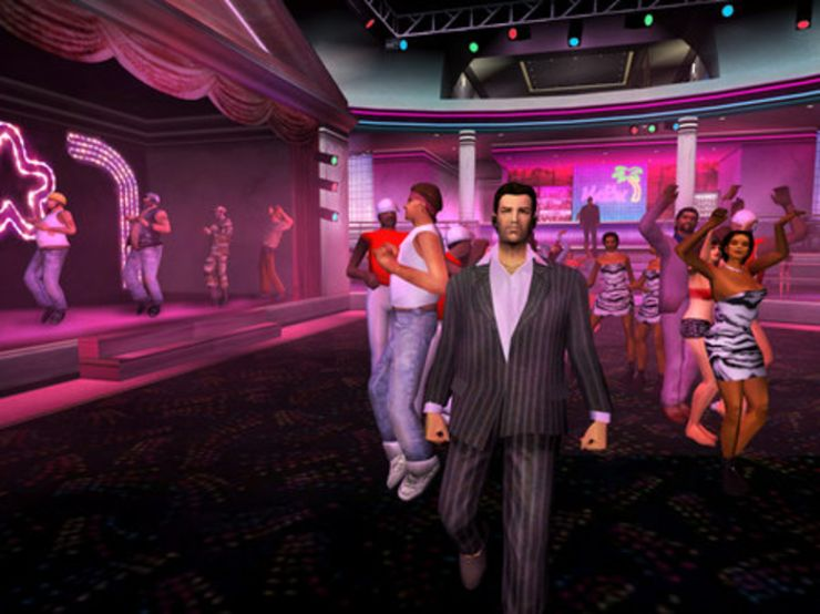 best video game soundtracks grand theft auto vice city
