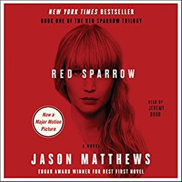 Buy Red Sparrow at Amazon